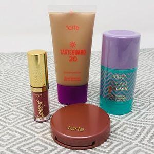 Tarte Summer On the Go Makeup Bundle Set